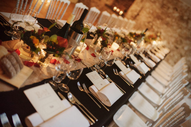 Catering bruiloft