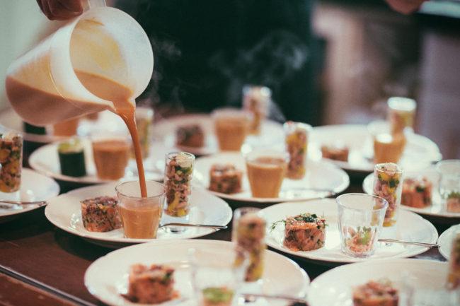 Catering huwelijk