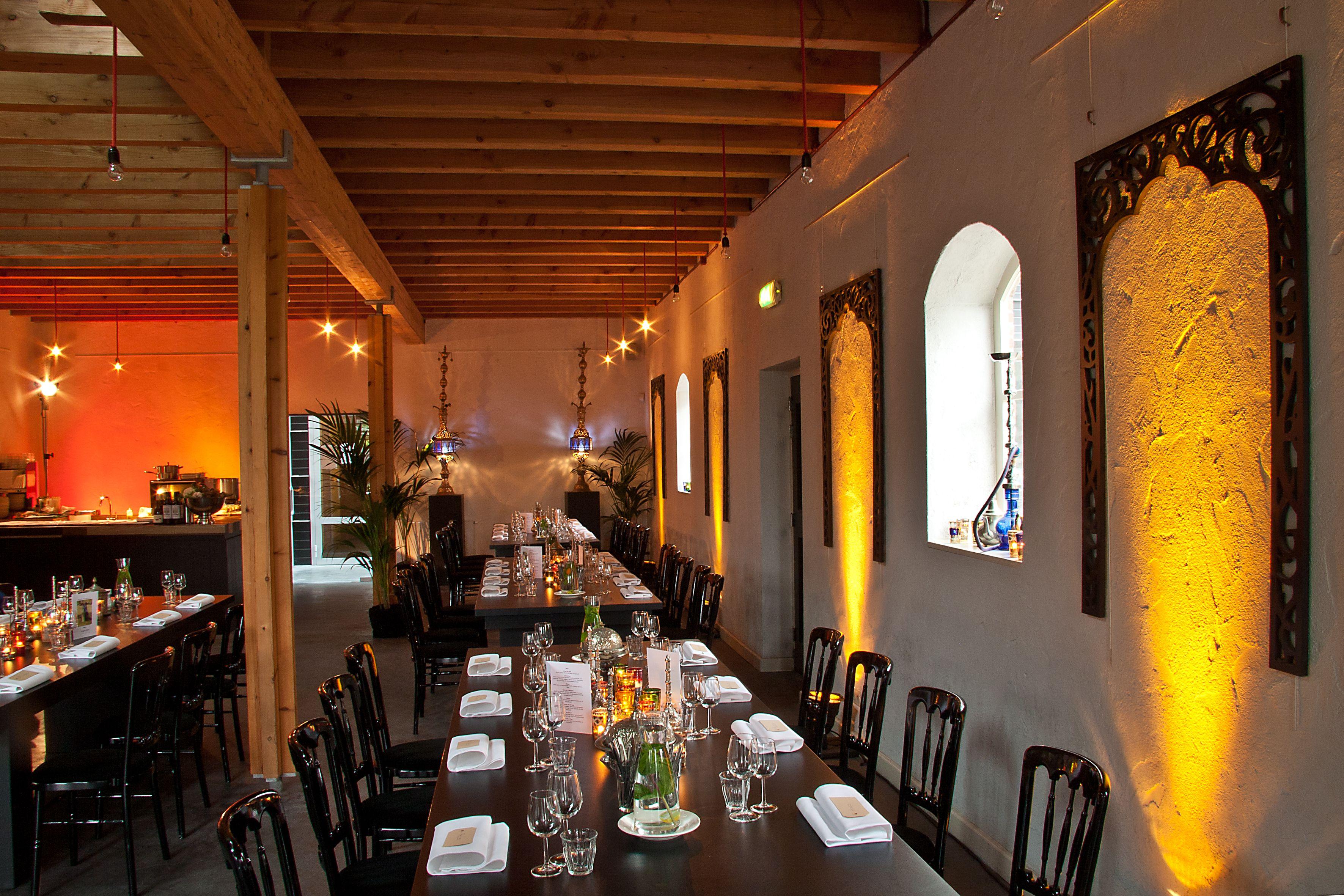 Diner Oosterse stijl Breda