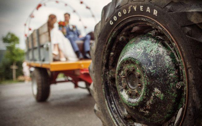 Landelijke bruiloft ideeën