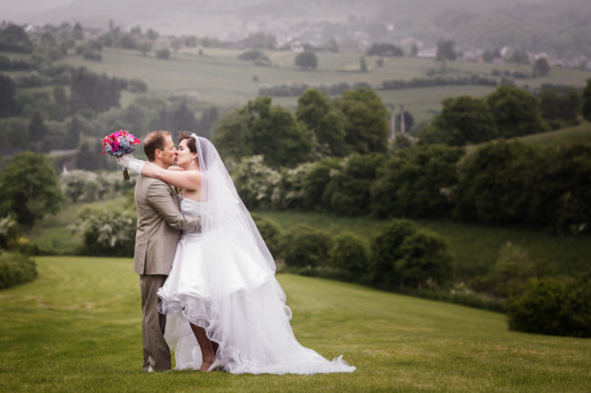 Bruiloft in de Ardennen