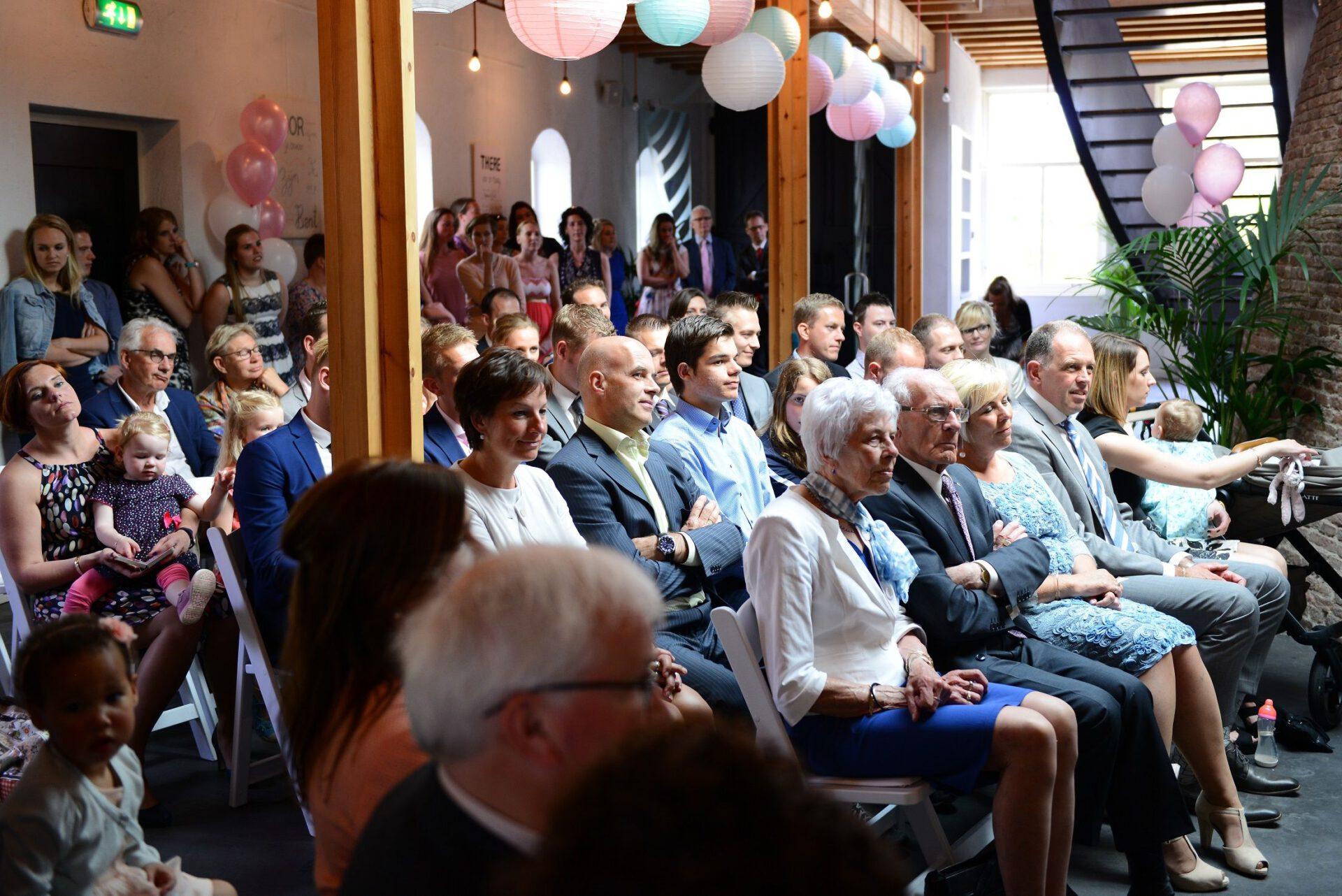 Trouwceremonie Breda