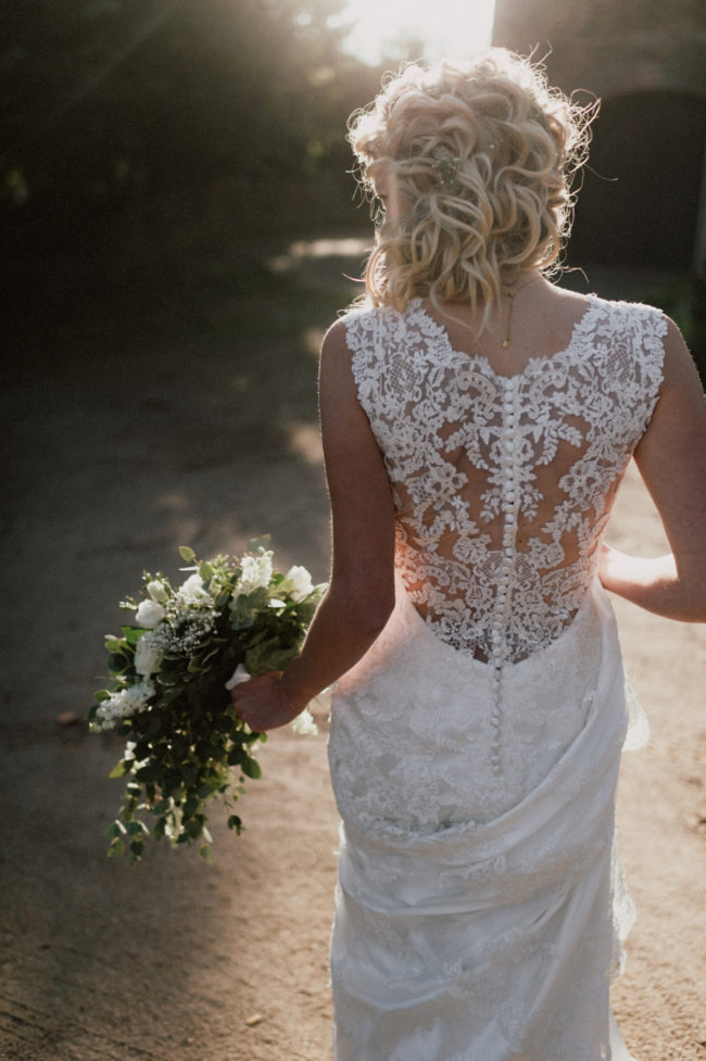Zomers bruidsboeket