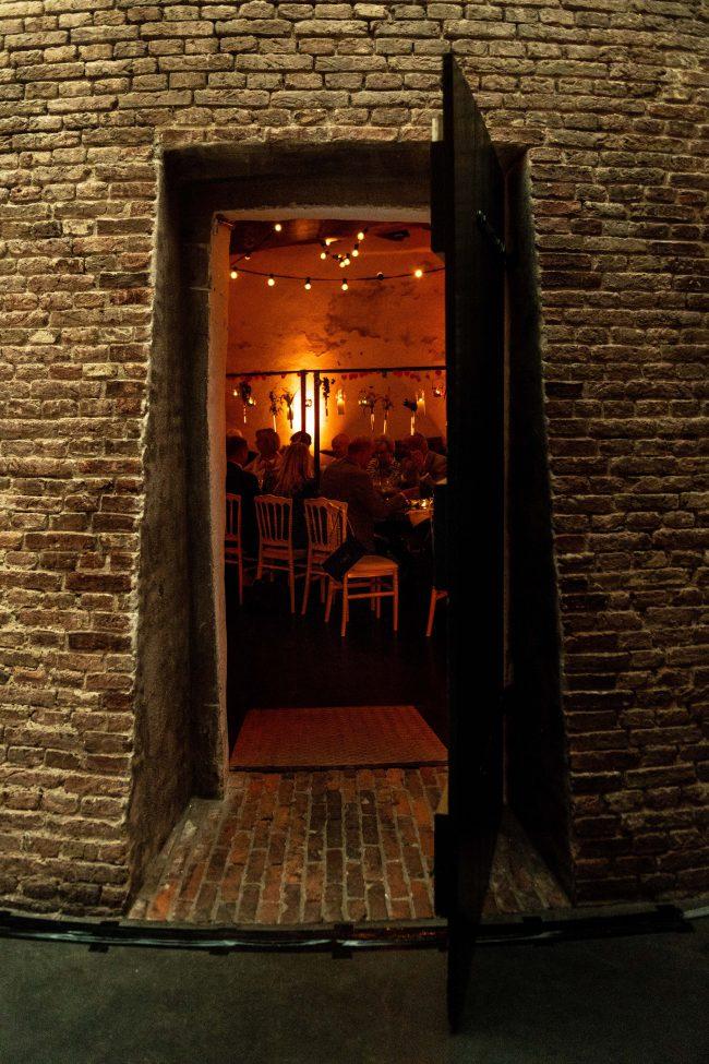 Doorkijkje diner oude molen