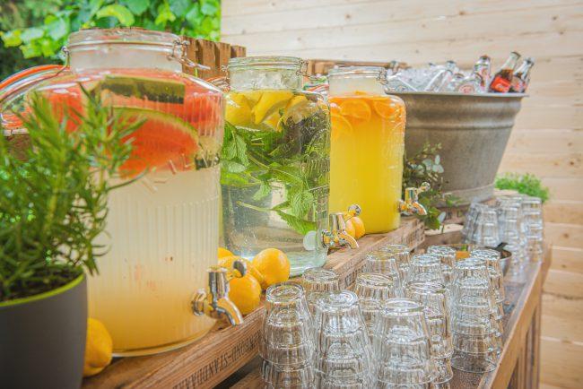 Limonade bar