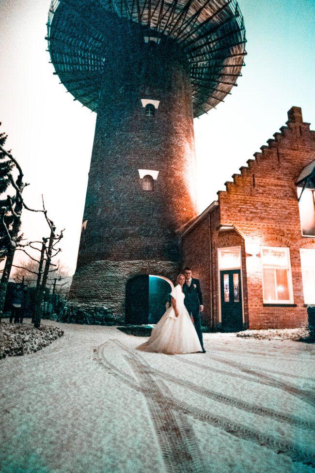 trouwen in de winter