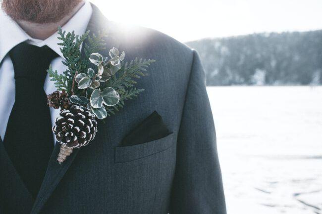 Winter bruiloft Wizard Events