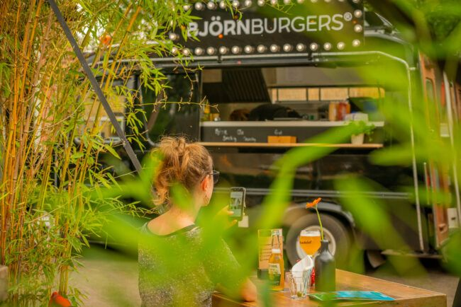Foodtruck Festival Terras